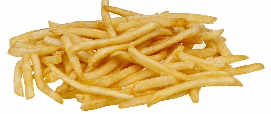patatine fritte senza olio