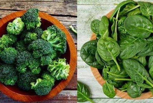 alimenti vegetali che contengono più ferro della carne