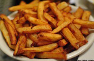 patatine allo zenzero