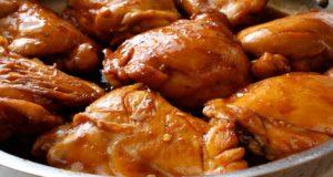 pollo allo zenzero