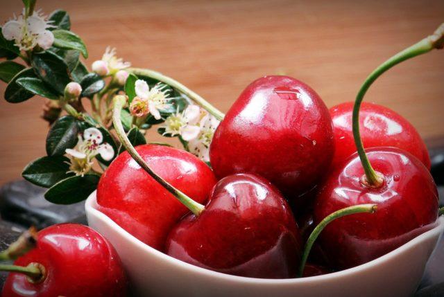 proprietà delle ciliegie