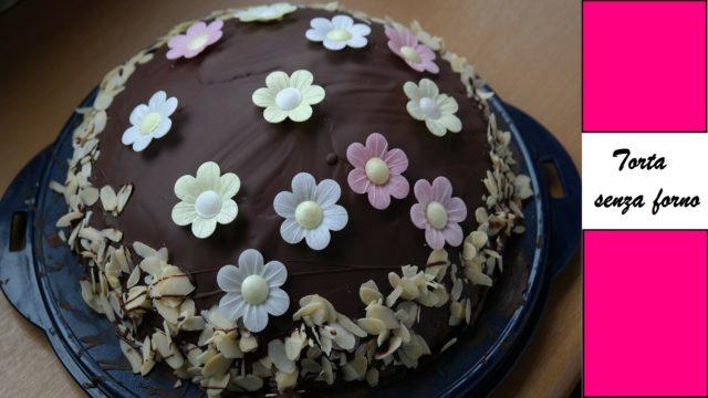 torta senza forno