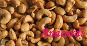 anacardi riducono il colesterolo