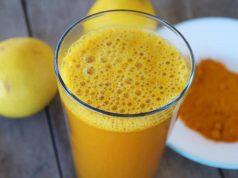 abbinare curcuma e limone