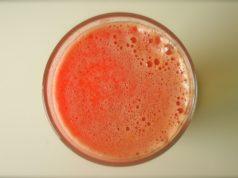 succo per curare gastrite, ulcera, diabete e pressione