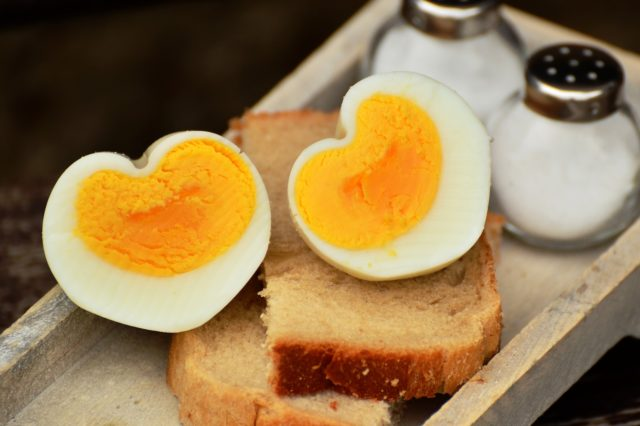 dieta dell'uovo sodo