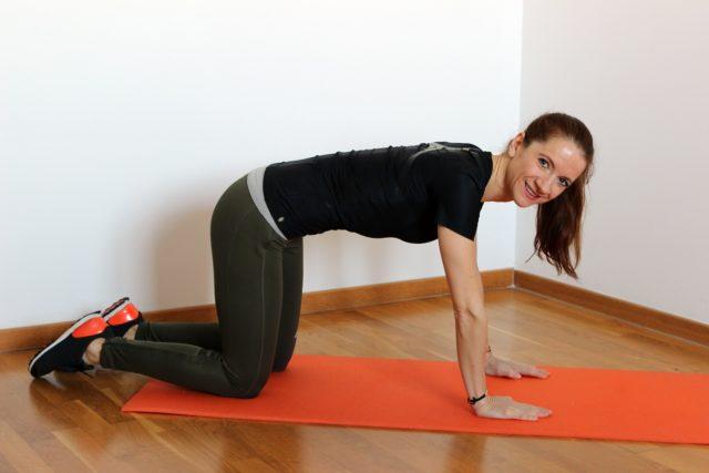 Come alleviare mal di schiena