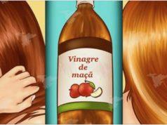 lavare i capelli con l'aceto di mele
