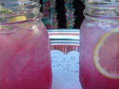 limonata alla lavanda
