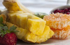 dieta dell'ananas