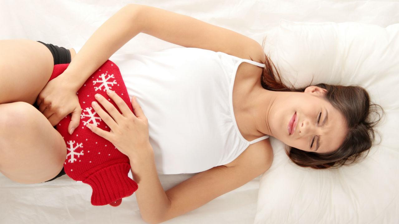 alleviare i dolori mestruali