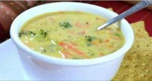 zuppa che depura il corpo