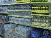 acqua minerale ritirata dai supermercati