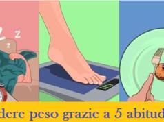 abitudini mattutine che fanno perdere peso