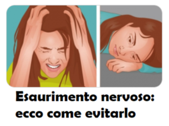 esaurimento nervoso