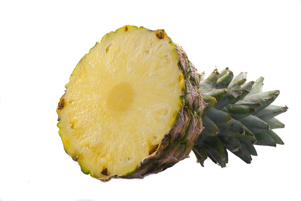 tè di buccia d'ananas