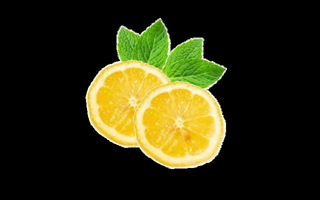 fetta di limone vicino al letto