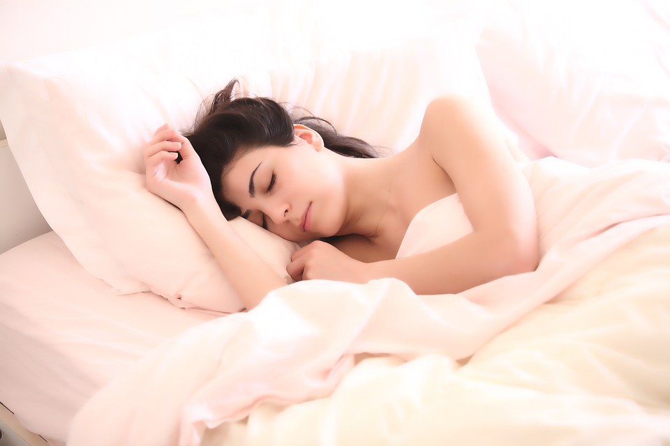 sbavi mentre dormi