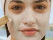 maschera al bicarbonato di sodio