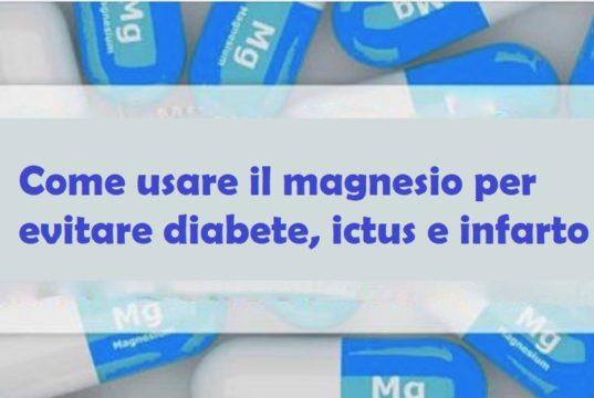 come usare il magnesio