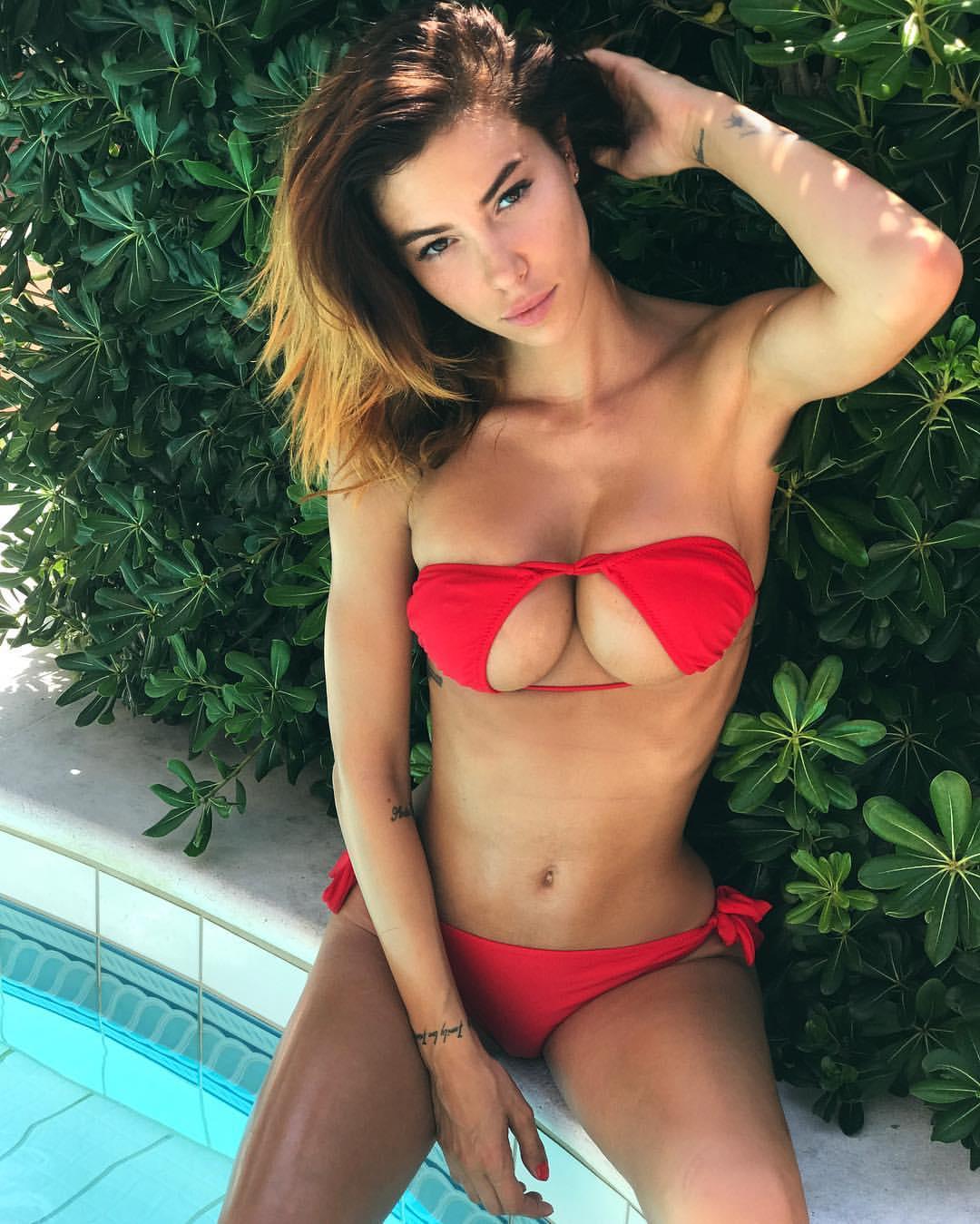 bikini sottosopra