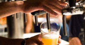 la birra ha un effetto antidolorifico