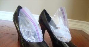 allargare le scarpe strette