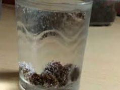 acqua di uva passa