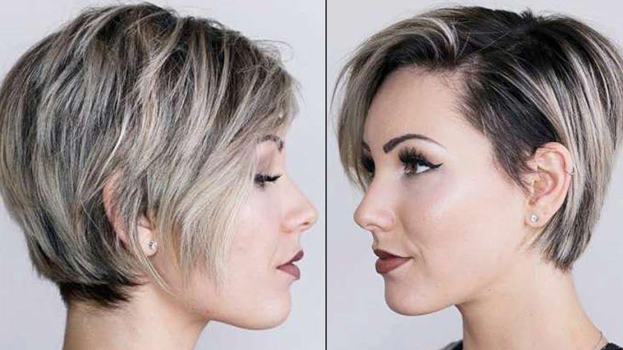 Tagli capelli corti per donne di 40 anni