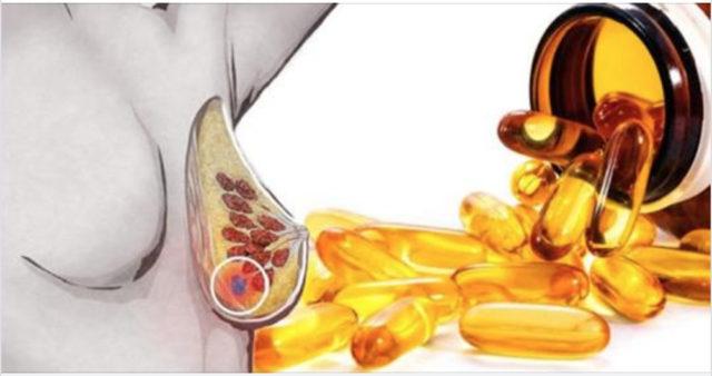 vitamina che protegge le donne dal cancro al seno