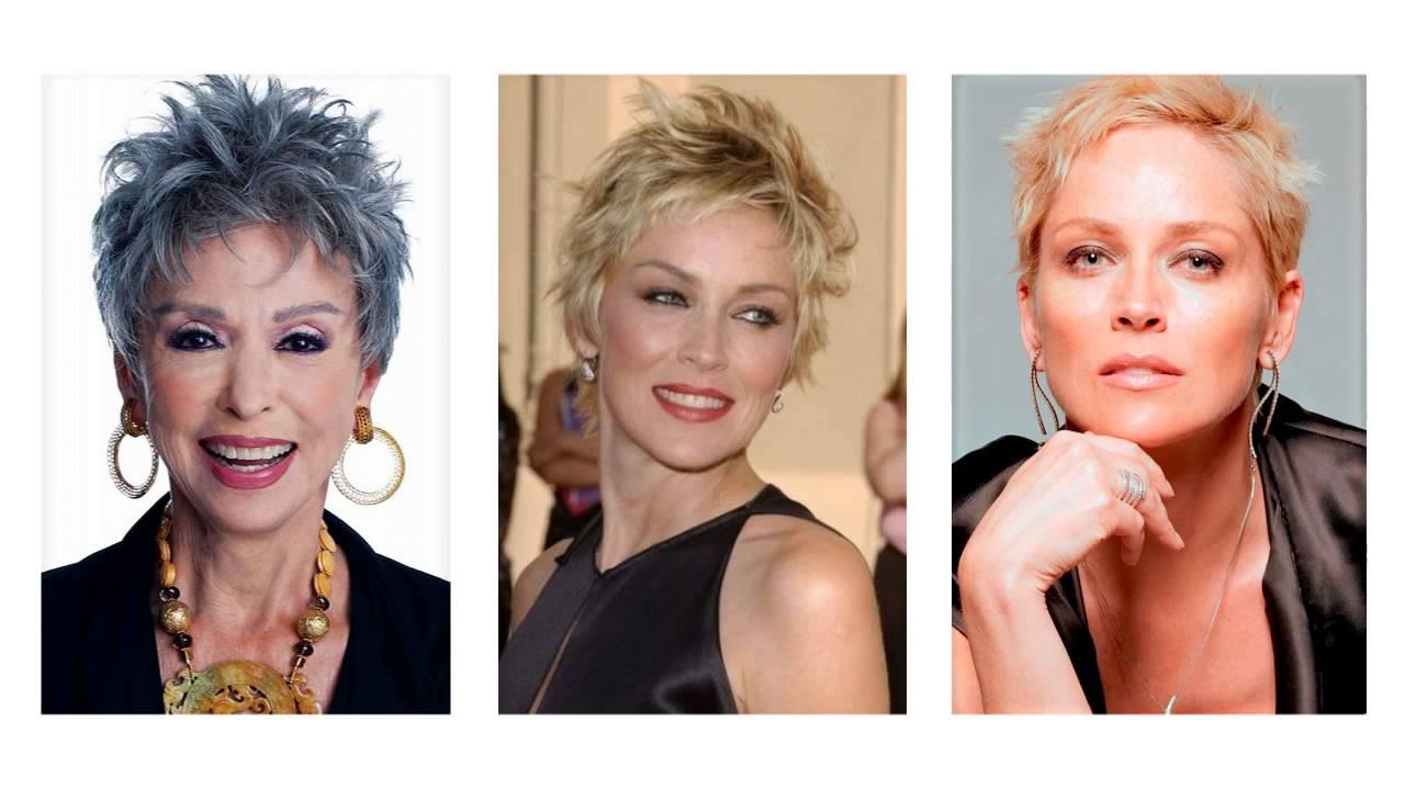 Tagli di capelli per donne sessantenni