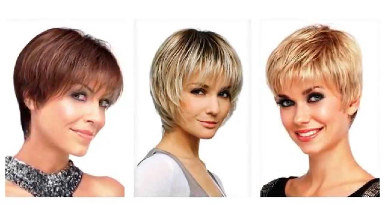Video  i più bei tagli di capelli corti femminili autunno - inverno 2018 b0984c392050