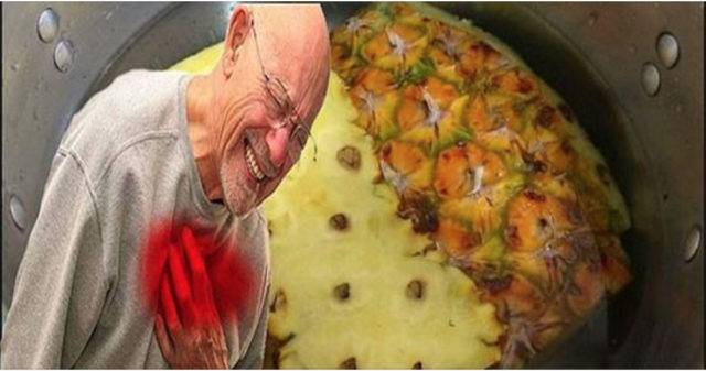 ananas per liberare le arterie