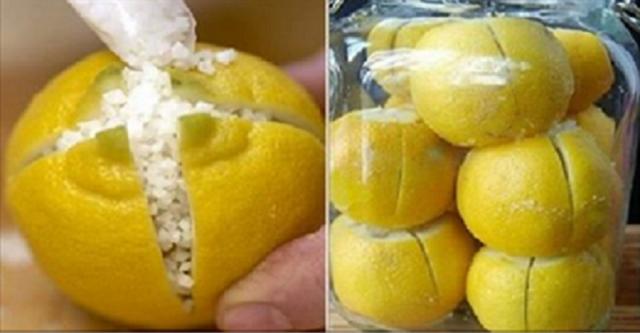 mettere un limone