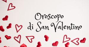 oroscopo di san valentino