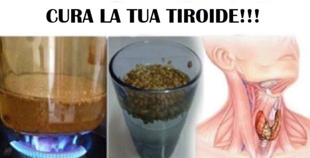 cura la tua tiroide