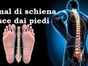 alleviare il mal di schiena