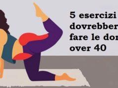 esercizi per donne che hanno più di 40 anni