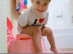 metodo per abituare il tuo bambino al bagno
