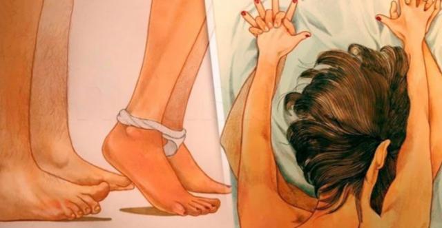 cose che le donne odiano fare a letto
