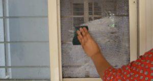 come pulire le zanzariere