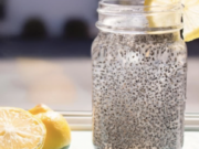 semi di chia e limone