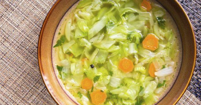 zuppa brucia grassi
