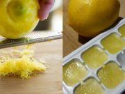 congela i tuoi limoni