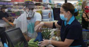come disinfettare la spesa